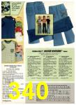1977 Sears Spring Summer Catalog, Page 340