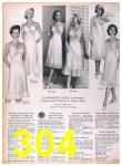 1957 Sears Spring Summer Catalog, Page 304