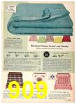 1958 Sears Fall Winter Catalog, Page 909