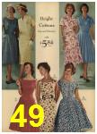 1959 Sears Spring Summer Catalog, Page 49