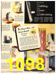 1940 Sears Fall Winter Catalog, Page 1098