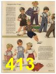1960 Sears Spring Summer Catalog, Page 413