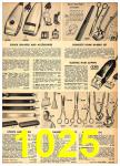 1949 Sears Spring Summer Catalog, Page 1025