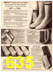 1966 Montgomery Ward Fall Winter Catalog, Page 635