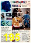 1981 Montgomery Ward Christmas Book, Page 195