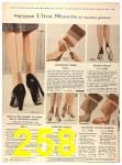 1956 Sears Fall Winter Catalog, Page 258