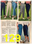 1964 Sears Spring Summer Catalog, Page 129