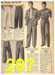 1942 Sears Spring Summer Catalog, Page 297