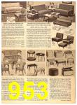 1956 Sears Fall Winter Catalog, Page 953