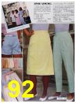 1985 Sears Spring Summer Catalog, Page 92