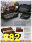 1986 Sears Fall Winter Catalog, Page 982