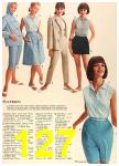 1964 Sears Spring Summer Catalog, Page 127