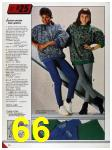 1986 Sears Fall Winter Catalog, Page 66