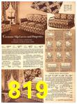 1940 Sears Fall Winter Catalog, Page 819