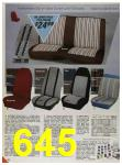 1985 Sears Spring Summer Catalog, Page 645