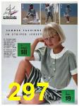1991 Sears Spring Summer Catalog, Page 297