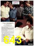 1976 Sears Fall Winter Catalog, Page 643