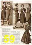 1958 Sears Fall Winter Catalog, Page 59