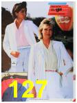1986 Sears Spring Summer Catalog, Page 127