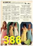 1969 Sears Spring Summer Catalog, Page 386