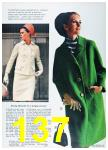 1967 Sears Spring Summer Catalog, Page 137