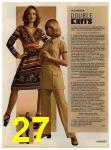 1972 Sears Fall Winter Catalog, Page 27