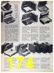 1967 Sears Fall Winter Catalog, Page 174