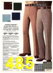 1977 Sears Spring Summer Catalog, Page 485