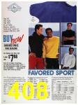 1988 Sears Fall Winter Catalog, Page 408