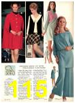 1969 Sears Fall Winter Catalog, Page 115
