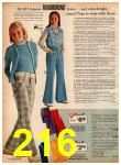 1974 Sears Christmas Book, Page 216