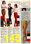 1962 Sears Fall Winter Catalog, Page 145