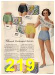 1960 Sears Spring Summer Catalog, Page 219