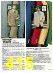 1983 Sears Spring Summer Catalog, Page 415