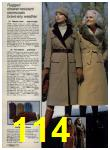 1979 Sears Fall Winter Catalog, Page 114