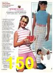 1969 Sears Spring Summer Catalog, Page 150