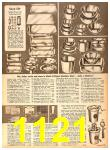 1958 Sears Fall Winter Catalog, Page 1121