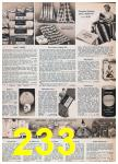 1957 Sears Spring Summer Catalog, Page 233