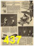 1960 Sears Spring Summer Catalog, Page 437