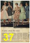 1959 Sears Spring Summer Catalog, Page 37