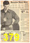 1942 Sears Spring Summer Catalog, Page 379