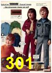 1975 Sears Fall Winter Catalog, Page 301