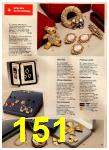 1987 JCPenney Christmas Book, Page 151