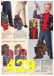 1960 Sears Fall Winter Catalog, Page 429