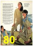 1969 Sears Fall Winter Catalog, Page 80
