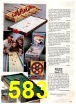 1983 Sears Christmas Book, Page 583