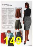 1964 Sears Fall Winter Catalog, Page 149