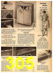 1962 Sears Fall Winter Catalog, Page 305