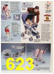 1988 Sears Fall Winter Catalog, Page 623