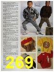 1991 Sears Fall Winter Catalog, Page 269